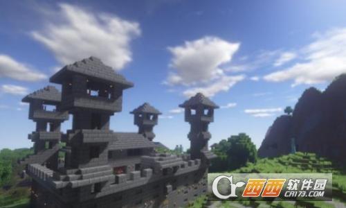 我的世界传说中的神庙MOD 最新版