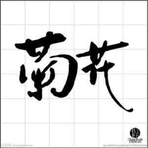 菊花纹字体转换器官方版