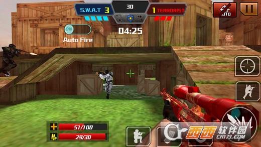IOS逆枪战游戏CS官方版 V1.0