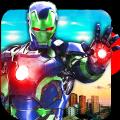 大忍者超级英雄飞行救援任务手游v1.0