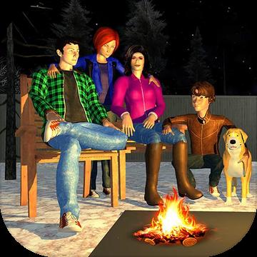 快乐家庭虚拟现实模拟器