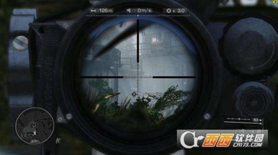 CF穿越火线狙击准心小工具