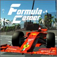 职业方程式赛车游戏