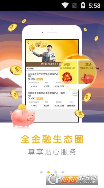 掌上国寿app(中国人寿综合金融) V4.0.0 安卓版