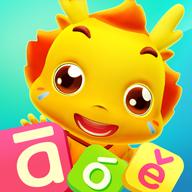 小伴龙拼音游戏app