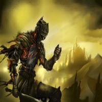 黑暗之魂3只狼MOD绿色版