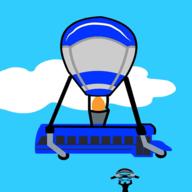 消除滑翔机