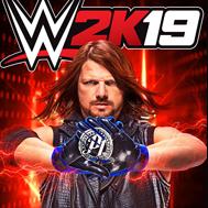 WWE2K19游戏汉化补丁