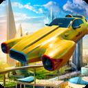 飞行出租车模拟器手游官方版v3.0安卓版
