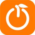 橙色一键锁屏