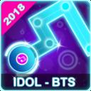 跳舞的线BTS安卓版4.0.2