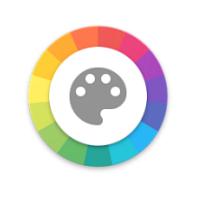 材料设计配色板app