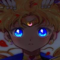 抖音美少女眼睛发光壁纸