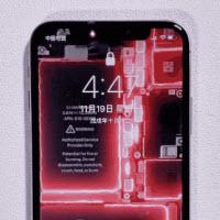苹果内部电流壁纸(电流动态壁纸)