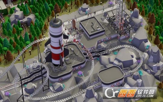 游乐园建造师Parkitect PC中文版