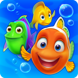 梦幻水族箱(Fishdom)苹果版