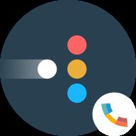 drupe通讯录app