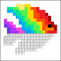 数字填色像素涂色v1.1 安卓版