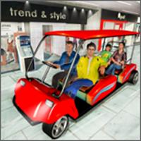 商场出租车模拟
