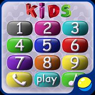 孩子们的游戏婴儿电话