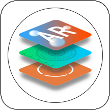 AR�y距�x�件app(支持的手�C型�)