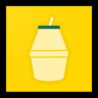 香蕉牛奶相机