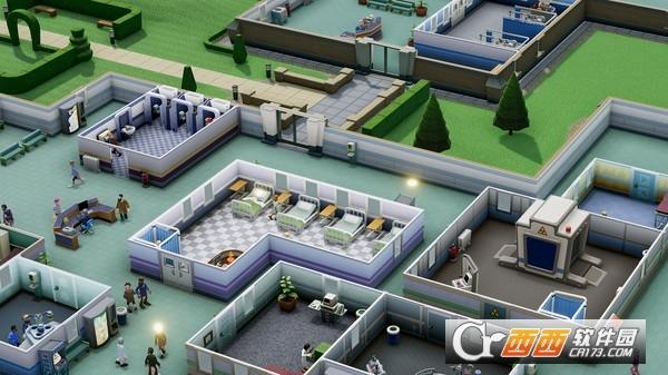 双点医院Two Point Hospital修改器+21 v1.09 3DM版