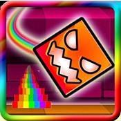 几何冲刺彩虹版