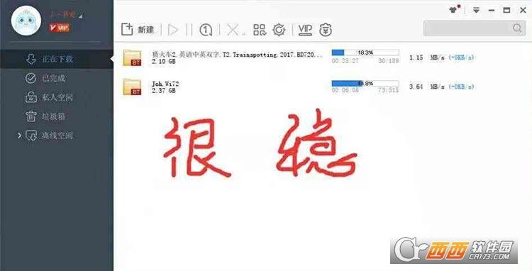 迅雷9.1解除敏感资源限制最新可用版 v9.1.38.862 绿色清爽版