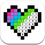 color by number数字填色游戏v1.1 安卓最新版