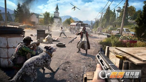 孤岛惊魂5(Far Cry 5) 简体中文硬盘版