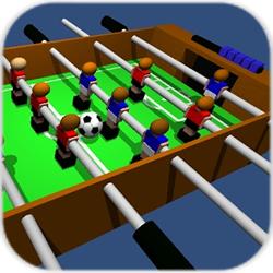 桌上足球足球3D