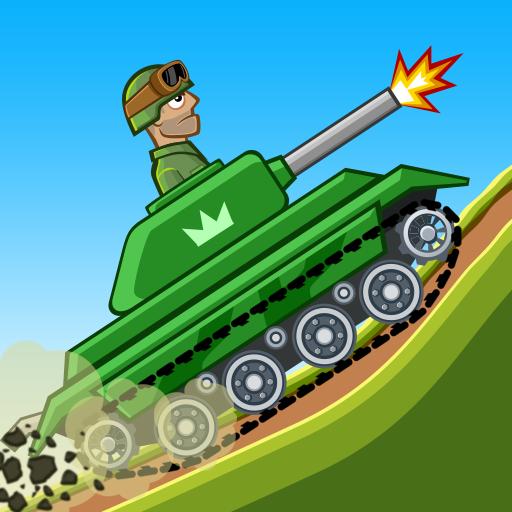 坦克游戏物理射击