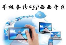 手机备份app