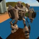 变形机器人英雄2
