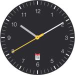 Clock.saver博朗手表时钟屏保