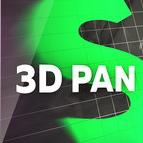 300个三维空间摄像机旋转无缝转场效果AE脚本+模板(3D Transitions)