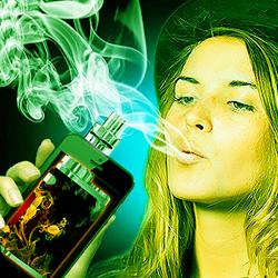 吸烟蒸气恶作剧软件
