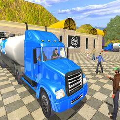 牛奶卡车模拟器美国
