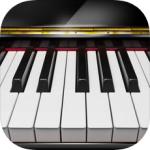 钢琴键盘和音乐游戏魔术块