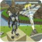 我的飞行机器人世界