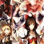 魔兽3东方梦符祭地图(东方cardtd)