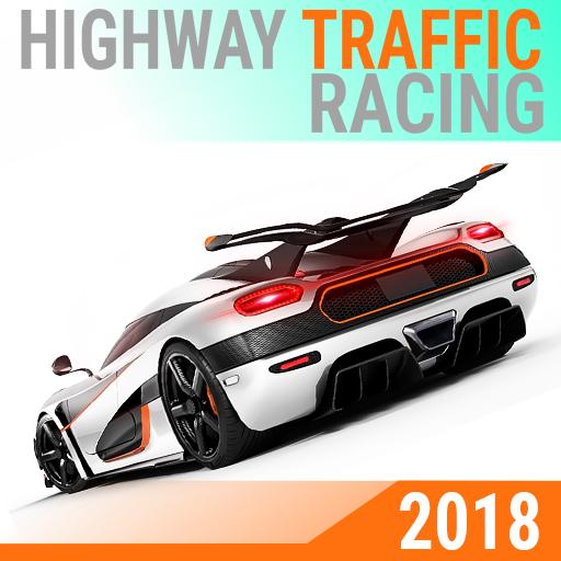 公路交通赛车极限模拟