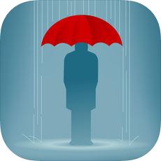 雨伞降雨提醒软件