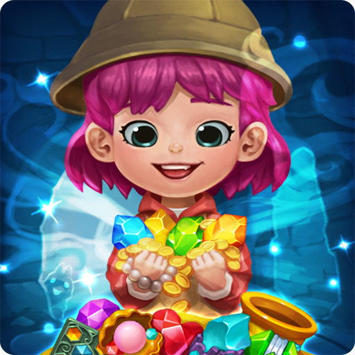 珠宝冒险Jewels Fantasyv1.0.26 安卓版