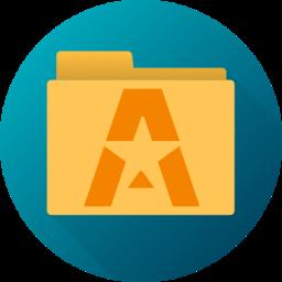 文件管理器的ASTRO