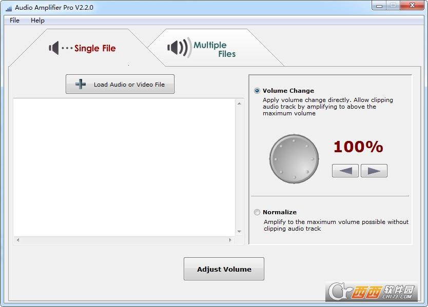 音频音量放大软件(Audio Amplifier Pro) v2.2.0 免费版