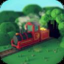 模拟火车建造游戏