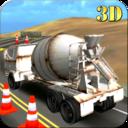建设工地工程卡车游戏