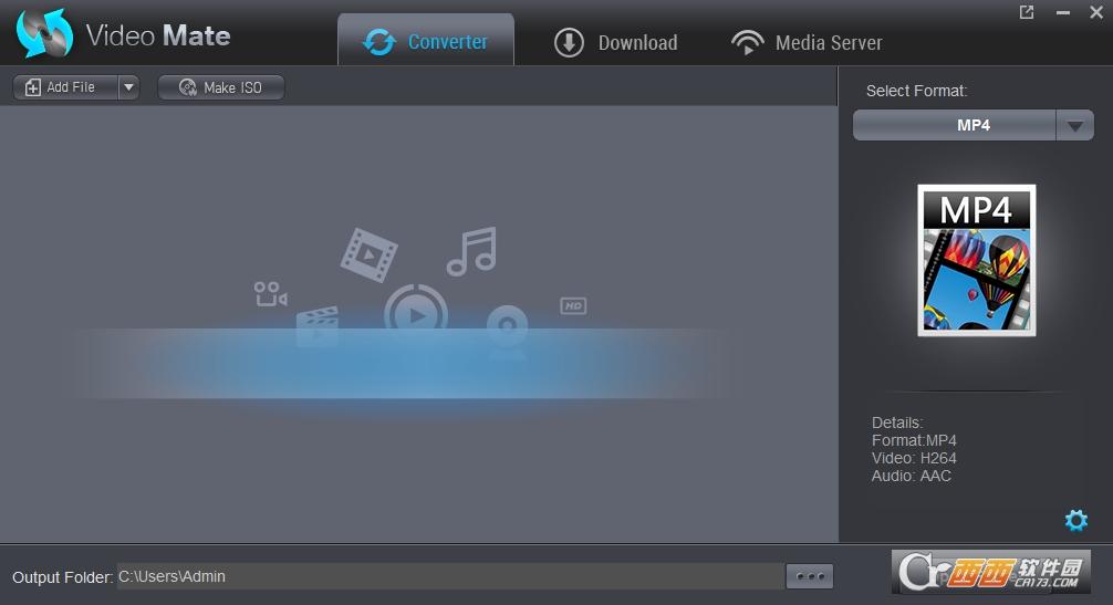 多功能视频处理软件Dimo Videomate v4.0.0 免费版